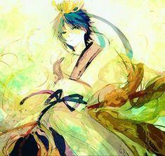 Magi Sinbad, Magi Magi, Hakuryuu Ren, Magi Kingdom Of Magic, Anime Magi, Manga Pictures, Manga Art, Game Art, Anime Guys