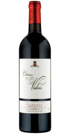 Vignoble Leydet - Château de Valois - Merlot, Cabernet Franc, Cabernet Sauvignon, Malbec - Pomerol, Bordeaux - AOC Pomerol - Vinthousiast, Rupelmonde (Kruibeke) - www.vinthousiast.be