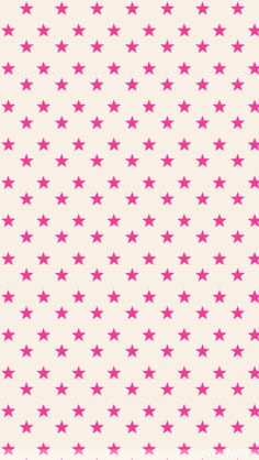 Pink Stars on Tan. on We Heart It