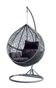 1000 ideas about fauteuil suspendu on pinterest - Loveuse suspendue resine tressee ...