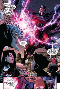 Avengers: The Children's Crusade #2 Speed you little shit, you better not turn evil