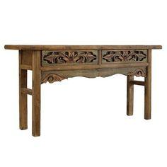 Elegant Uttermost 25564 Irina Console Table
