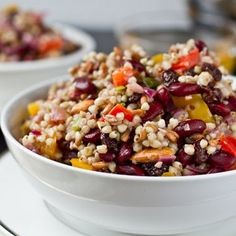 Quinoa Protein Power Salad