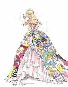 Generation of Dreams Barbie Sketch: Robert Best