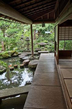 How to Make a Zen Garden is part of Japanese garden design - Learning to make A Good Zen Backyard Garden Steps to make a new Zen Garden This particular simple Japanesestyle patio or gar Japanese Garden Design, Japanese Gardens, Zen Gardens, Small Japanese House, Japanese Homes, Japanese Style House, Traditional Japanese House, Small Gardens, Japanese Pergola