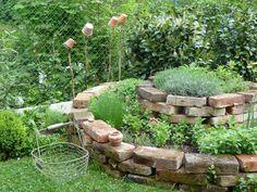 záhrada vo vidieckom štýle - Hľadať Googlom