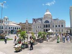 Palácio Rio Branco, em Salvador. Construído inicialmente em taipa, para sede do Governo, em 1549, ano da fundação da cidade, primeira capital do Brasil. Serviu também de residência provisória a Dom João VI, Dom Pedro I e Dom Pedro II