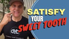 Satisfy Your Sweet Tooth In a Healthy Way Sweet Tooth, Kit, Healthy, Videos, Awesome, Easy, Youtube, Youtubers, Youtube Movies