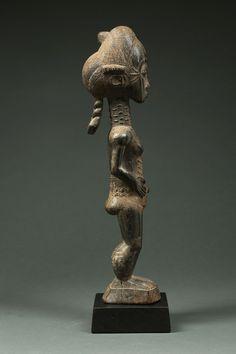 Baule Male Shrine Figure (1890 - 1910.jpg (1333×2000)