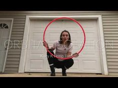 Kaity K hoop tutorial Orbital Isolation Led Hoops, Hula Hoop Workout, Spin Me Right Round, Hula Hooping, Zumba, Dance, Flow Arts, Fitness, Sport