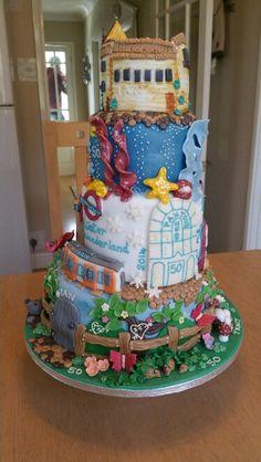 Adventure cake