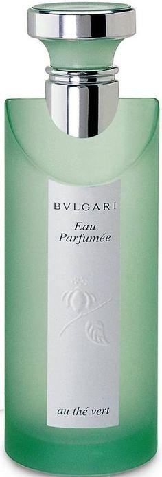 Bvlgari Eau Parfumee Au The Vert by Bvlgari Perfume for man or woman....mmmmm