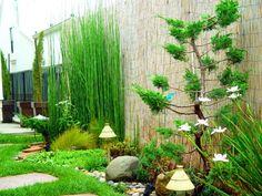 Amazing Japanese Style Garden Design With Zen Garden Idea And Cool Garden  With Bamboo