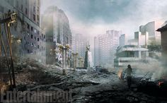 'Mockingjay - Part 2' BTS Exclusive Feature in Entertainment Weekly's 'Fall Movie Preview' | Quarter Quell