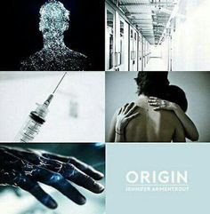 Origin (Lux Series) by Jennifer Armentrout