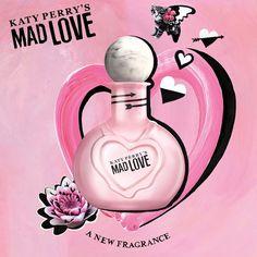 Mad Love, a nova fragrância da Katy Perry | Just Lia