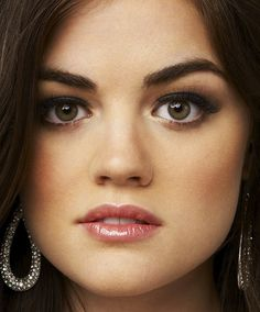 ... familys pretty little liars gallery more aria s makeup aria montgomery
