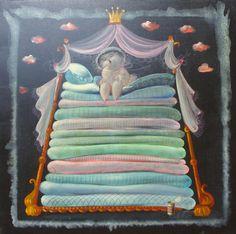La principessa sul pisello (Favola di Andersen)