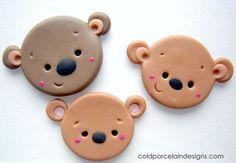 Papa Mama Baby Bear by i-be-c.deviantart.com on @deviantART