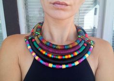 Check out this item in my Etsy shop https://www.etsy.com/listing/261875203/laura-african-necklace-massai-necklace