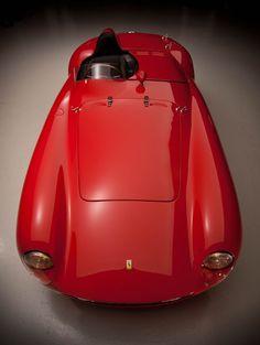 Scuderia Supremo: 1955 Ferrari750 Monza Spider