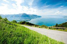 the Bernese Alps, Switzerland