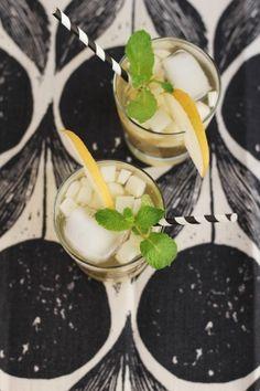 asian pear ginger sparkler # drinks more asian ppear www freutcake com ...