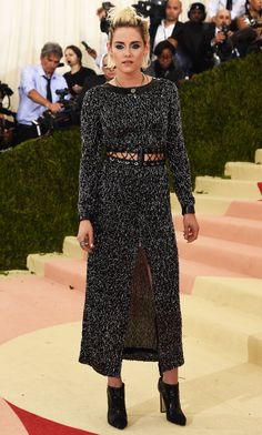 See All the Best Looks from the 2016 Met Gala Red Carpet - Kristen Stewart  - from InStyle.com
