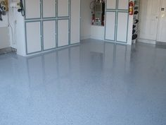 The website looks a little scary at first, but the pictures look really good. Epoxy coat for concrete floors.