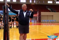 5-on-5 Penn State Volleyball Drill to Improve Hitting, Blocking, and Defense
