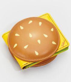 Toddland Burger Wallet