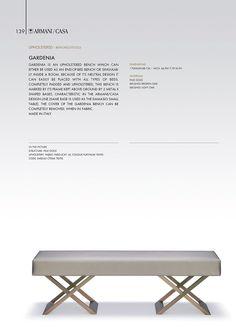 Upholstered   Armani/Casa