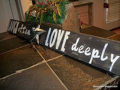 Laugh Often - Love Deeply