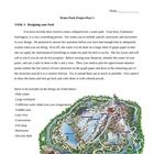 In this high interest, extensive assignment, students are given a three part project broken into daily tasks. The project is designed to assess the...