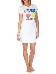 Maglietta da notte 'Hello Kitty'                                                                                                   ...
