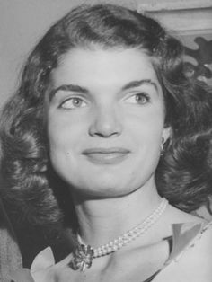 """Young Jackie Kennedy(Jacqueline Lee (Bouvier) Kennedy Onassis """"Jackie"""" (July 28, 1929 – May 19, 1994).♡✿♡✿♡✿.❀♡✿♡❁♡✾♡✽♡ http://en.wikipedia.org/wiki/Jacqueline_Kennedy_Onassis"""