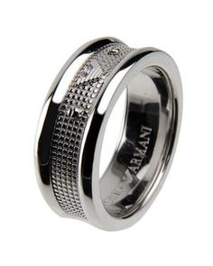 Armani Rings Jewellery Emporio Giorgio For Men Cleaning Tips Burberry