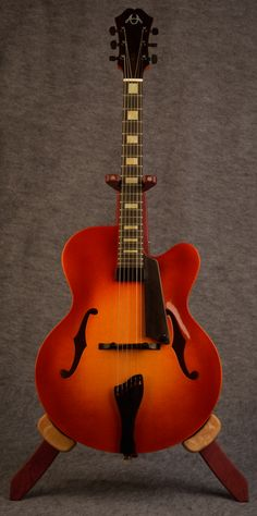 Legend American Archtop | American Archtop Guitars