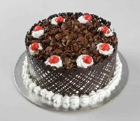 Eggless Black Forest Cake with Cherris. send a #eggless cakes to your loved ones in hyderabad and secunderabad at Rs.899.