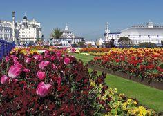 Carpet Gardens, Eastbourne, East Sussex