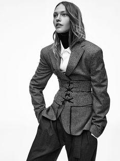 Style On: INSPIRATIONS: Sasha Pivovarova