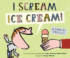This book really made C think about words or phrases that sound the same but mean different things. Very clever and the illustrations are stylish as well.