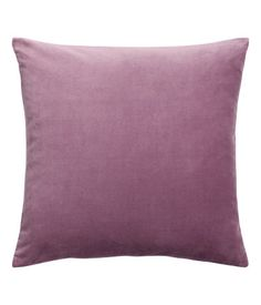 Velvet Cushion Cover, so many colors! | H&M US