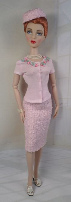 Winola for Gene Marshall and her friends 16 by MatisseFashions, $65.00