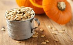 Roast your own pumpkin seeds.... It's easy! Did you carve a jack-o-lantern? This is what you should do with the leftover seeds.