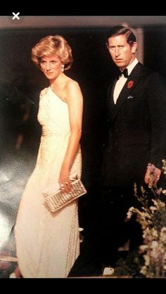 the most beautiful........WE ARE TALKING ABOUT THE LADY DIANA --- NOT THE GENT BEHIND HER...........ccp