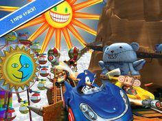 Sonic & All-Stars Racing Transformed este disponibil la PRET REDUS in App Store (Video)