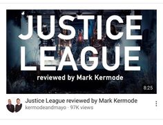 #trending on YouTube. For all you Gamers see @kermodeandmayo #review on the #justiceleague. Download the Vluff app. #gamer #gamers