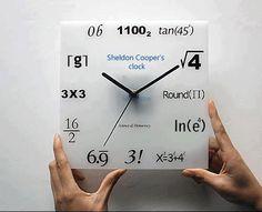 Sheldons Clock