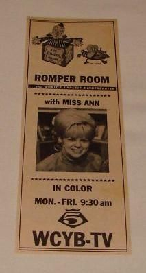 Romper Room with Miss Ann